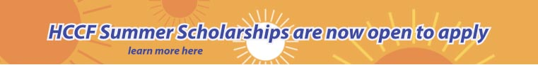 Summer Scholarships Available