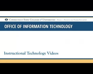 Instructional Video Link
