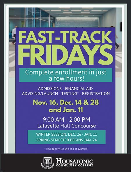 Fast Track Poster