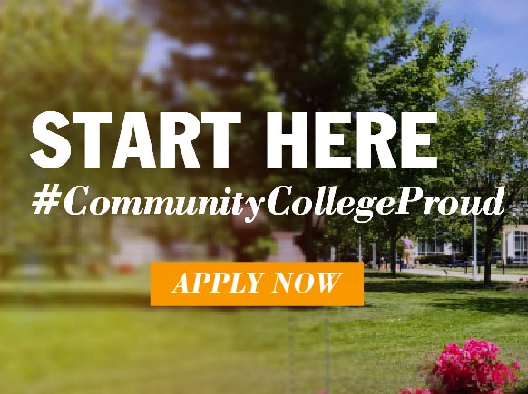 Start Here Community College Proud