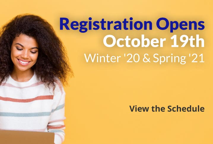 Save Your Seat! Registration Opens October 19th!